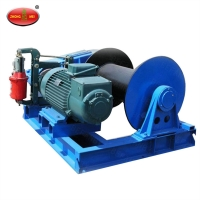 Buy cheap Lifting Equipment 5 Ton Variable Speed Diesel Power Cable Pulling Winch product