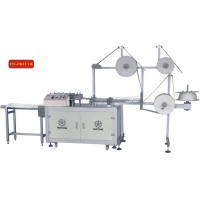 Buy cheap Automatic Disposable Mask Machine fast filming speed  automation product