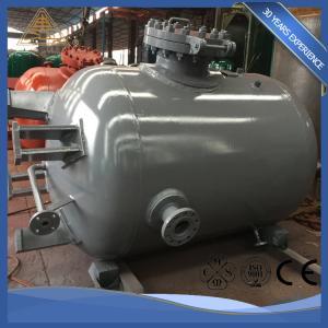 China Nitrogen Machine System Natural Gas Storage Tank Carbon Steel / Stainless Steel on sale