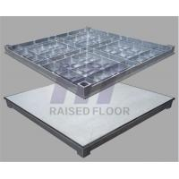 Buy cheap Anti Static Aluminum Raised Floor Eco - Friendly For Server Room product