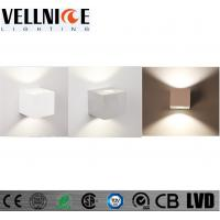 China 6W LED Wall Lamp Interior Up and Down version 3000K CITIZEN COB with built in driver aluminum body wholesale