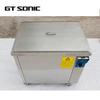 China Low Noise Ultrasonic Cleaning Device , Industrial Ultrasonic Washing Machine on sale