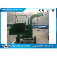 Buy cheap 40 HP Mobile Tractor Driven Wood Chipper for Small Forest Branch product