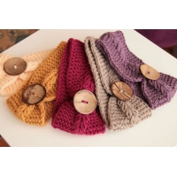Buy cheap Head Band Hair Band Coconut Buttons product