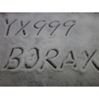Buy cheap Soldering Industry Sodium Borate Crystals , Pure Borax Sodium Borate Crystal product