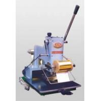 Buy cheap TJ-18 The small manually, pressure hot stamping machine product