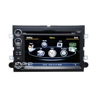 Quality Multimedia GPS Navigation C148 Ford DVD Sat Nav Player For Ford Explorer Fusion for sale