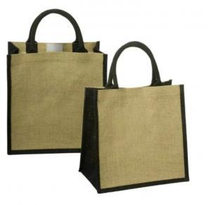 Buy cheap Premium Jute Promotional Shopping Bags Plain Hessian Burlap Custom Beach Bags product