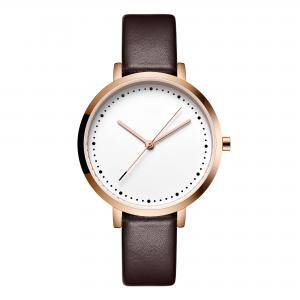 Buy cheap Small Dial Unisex Business Wrist Watch 2035 Movement Quartz Watches For Womens product