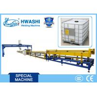 China Fully Automatic IBC Container Tank Tote Frame Welding Machine on sale