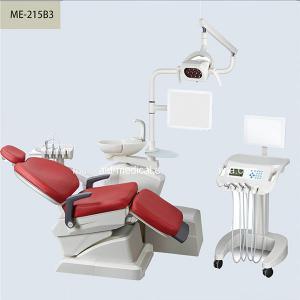 China Dental Unit ME-215B3 Dental Chair blue color on sale