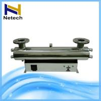Buy cheap 40T/Hr Ozone Generator Water Treatment Fish Farming UV Water cleanr Purification product