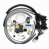 China CNG/LPG Conversion Kit, Includes High Pressure Solenoid Valve and Gas Injector on sale