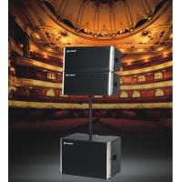 Buy cheap 400W Active Line Array Speaker 2 - Way 4 - Section Full-range Professional Loudspeaker from wholesalers