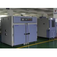 Buy cheap 380V 50Hz Industrial Drying Ovens Vacuum Pump High Temperature Chamber For Research Disinfection product
