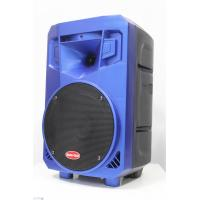 Rechargeable Battery Portable Trolley Speakers Microphone And Bluetooth Function