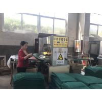 Buy cheap PVC Hollow Out Doormat Making Machine Colourful Pattern Design Long Service Life product