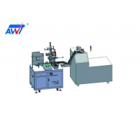 Buy cheap Automatic 18650 Battery Spot Welder Sorting Insulation Paper Sticking And Spot Welding MT-20 product