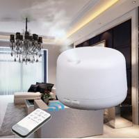 Buy cheap 300ml Ultrasonic Aroma Mist Diffuser With Soothing LED Mood Light 135 * 135 * 110mm product