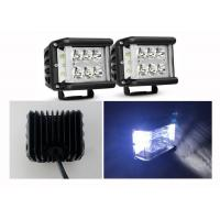 """Buy cheap 45W 4.5"""" Square LED Driving Lights 6500k Offroad Truck Work Lights 3800 Lumen product"""