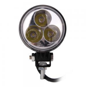 Buy cheap High Intensity 6000k Jeep Truck LED Work Light Waterproof 3 Inch 9W product