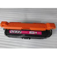 China CE261A CE260A HP LaserJet Color Toner Cartridges Cyan Printing No shadow on sale