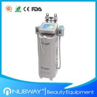 Buy cheap Cryolipolysis fat freeze slimming machine 3 in 1 product