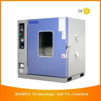 Buy cheap High Precision Industrial Drying Ovens , Hot Air Electric Drying Oven For Laboratory Use product