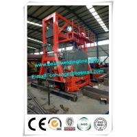 Buy cheap Oil Tank Welding Rotator , Automatic Welding Positioner For Tank Seam Welding product