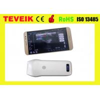 Buy cheap Wireless wifi ultrasound probe with color doppler, wifi ultrasound Machine , from wholesalers
