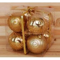 2.8 in christmas tree ornament ball christmas decoration