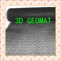 Buy cheap 3D geomat using for grass protection product