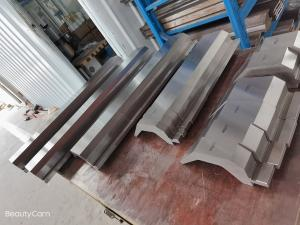 Buy cheap High Flexibility Press Brake Bending Tools Good Mechanical Characteristics product