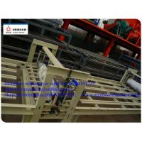 Buy cheap Hydraulic System GRC Board Roof Panel Roll Forming Machine High Stable Performance product