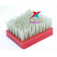 Buy cheap Frankfurt diamond antique brush for stone and tile for making antique leather finished with water use product
