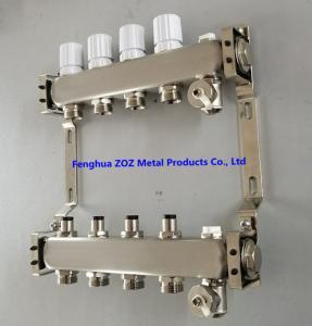 Buy cheap Múltiples multíples de la calefacción de piso de Hydronic, sistemas de calefacción radiante de Hydronic product
