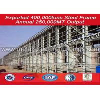 Buy cheap High Strength prefab steel building / workshop with Long using life product