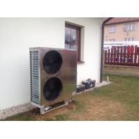Buy cheap Meeting Solar Electric Air Source Heat Pump Water Heater For Mono Block House Heating product