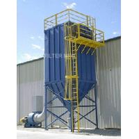 Buy cheap Mining Industry Pulse Jet Bag House Filter High Temperature Fume Filtration product