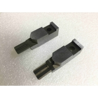 Buy cheap Precision Spare Parts Plastic Mold Parts and Assemblies for Connector Industry from wholesalers