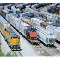 Buy cheap Railroad rail cargo services transport container from China to Alger product