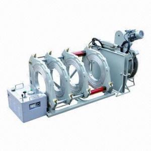 Buy cheap El PE instala tubos serie de la máquina de la soldadura por fusión del extremo con -20 a la temperatura ambiente 50°C product