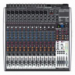 DJ controller, premium ultra-low noise