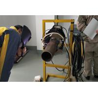 Buy cheap Thermal Power Plan Steam Piping Line Automatic TIG Welding Machine System product