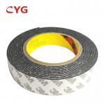 Buy cheap 20 Degree Shore Hardness Polyethylene Thermal Insulation Foam Adhesive Tape product