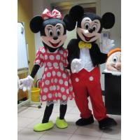 Buy cheap Bons costumes de mascotte de souris de mickey et de minnie de personnage de dessin animé de Disney de ventilation product