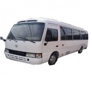 Buy cheap Manual Left Steering 7m Used Mini School Bus With 1HZ Engine product