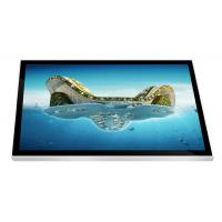 Buy cheap Business Slim web based open frame wifi digital signage high resolution product