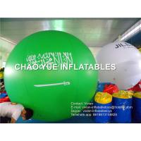 Buy cheap Customized Inflatable Helium Balloon / Inflatable Helium Sphere SGS Certification product