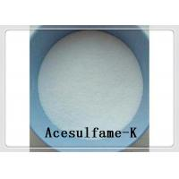 Buy cheap 55589 62 3 Artificial Food Additives Acesulfame-K Acesulfame Potassium Sweetener product